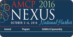 AMCP Nexus 2016