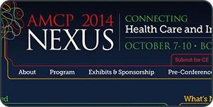 AMCP Nexus 2014