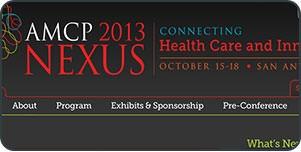 AMCP Nexus 2013