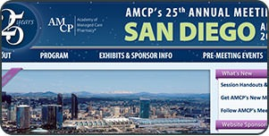 AMCP Annual Meeting 2013